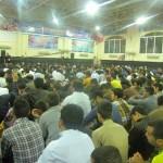 عکس های مراسم سوگواری شهادت امام جعفرصادق(ع) شب دوم