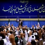 رهبر انقلاب در دیدار طلاب حوزههای علمیه