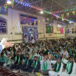دومین گردهمایی بزرگ سادات شهرستان کارون