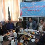 جلسه ستاد بازآفرینی و بهسازی شهر کوت عبدالله برگزار شد