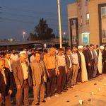 نشست صمیمانه فرماندهان حوزه و پایگاه های بسیج شهرستان کارون برگزار شد