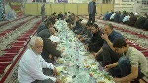 گزارش تصویری/مراسم عزاداری شهادت امام علی(ع)