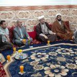 دیدار امام جمعه از اعضای ستاد نمازجمعه کارون به مناسبت عید فطر