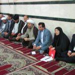 نشست امام جمعه کارون با مردم و نماینده مردم در مجلس شورای اسلامی