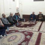 دیدار اعضای شورای نگهبان شهرستان با امام جمعه کارون