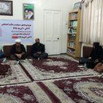 دیدار کارکنان اداره بهزیستی شهرستان با امام جمعه کارون