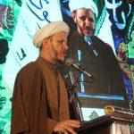 گزارش تصویری/افتتاحیه هشتمین جشنواره بین المللی شعر رضوی به زبان عربی در شهرستان کارون