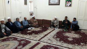 جلسه هماهنگی برگزاری مراسم دعای عرفه در شهرستان کارون