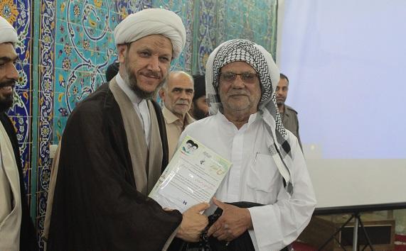 مراسم روز جهانی مسجد و تجلیل از برترین های مساجد در شهرستان کارون برگزار شد