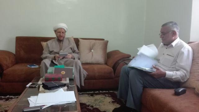 گزارش تصویری /سومین جلسه ستاد غدیر کارون