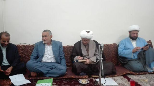 گزارش تصویری/ جلسه برگزاری گردهمایی بزرگ سادات