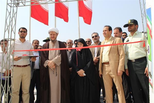 افتتاح 4پروژه شهرداری به مناسبت هفته دولت