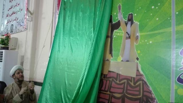 گزارش تصویری/افتتاحیه برنامه های غدیر شهرستان کارون