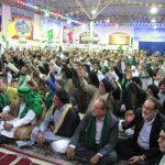 گزارش تصویری/سومین گردهمایی بزرگ سادات شهرستان کارون