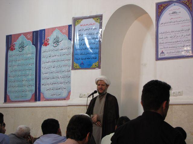 گزارش تصویری /نماز وحدت ادارات