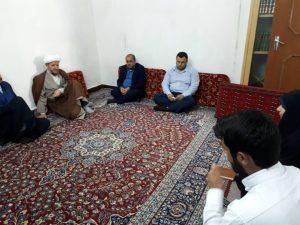 امام جمعه کارون از موسسه قرآنی نور الایمان بازدید کرد