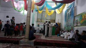 گزارش تصویری/جشن عید غدیر در روستای قلعه طرفی