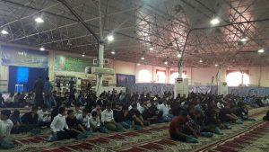 اعزام 380 نفر از دانش آموزان شهرستان کارون به اردوی راهیان نور