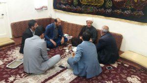 گزارش تصویری/نشست شورای اسلامی قلعه چنعان با امام جمعه کارون