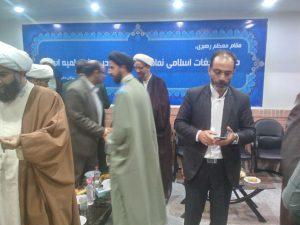 رئیس جدید دفتر تبلیغات اسلامی نمایندگی استان خوزستان معرفی شد.