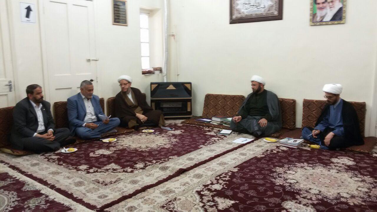 گزارش تصویری/جلسه رونمایی از ضریح امام حسین(ع)