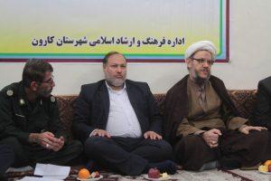 گزارش تصویری/ جلسه امربه معرف و نهی از منکر