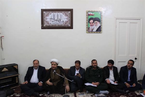 گزارش تصویری/دومین جلسه ستاد بزرگداشت دهه فجر شهرستان کارون برگزار شد
