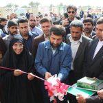 افتتاح مرکز خدمات جامع سلامت روستایی در قلعه چنعان
