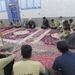 گزارش تصویری/بازدید امام جمعه کارون از گروه جهادی قلعه چنعان