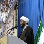 حجت الاسلام مسعود حردانی نژاد امام جمعه موقت شهرستان کارون