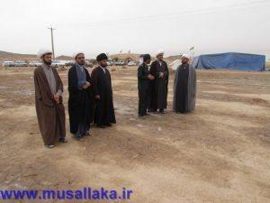 گزارش تصویری/حضور امام جمعه کارون در اردوی رزمی فرهنگی بسیجیان شهرستان کارون