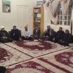 جلسه مسئولین هیئات مذهبی،حسنیه ها و مساجد کارون با امام جمعه