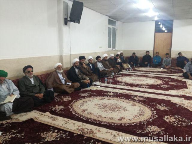 گزارش تصویری/نشست هم اندیشی ائمه جماعت مساجد شهرستان کارون