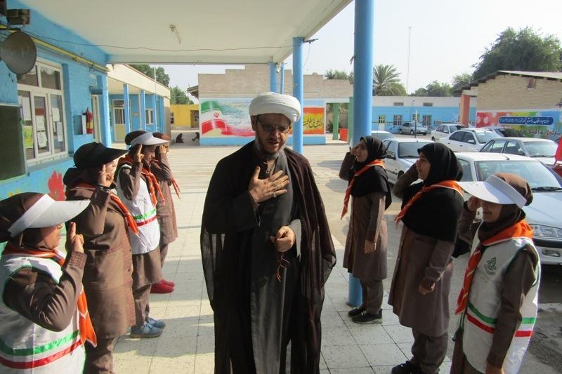 مراسم بزرگداشت شهیده بنت الهدی صدر