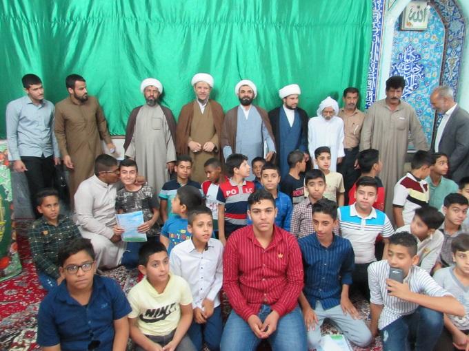 افتتاح برنامه های تربیتی و آموزشی تابستانی در مسجد امیرالمومنین (ع) اسلام آباد