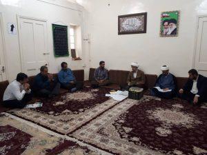 جلسه هماهنگی برنامه ریزی رسانه شهرستان برگزار شد