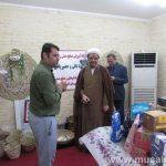 گزارش تصویری/بازدید امام جمعه از نمایشگاه میراث فرهنگی کارون