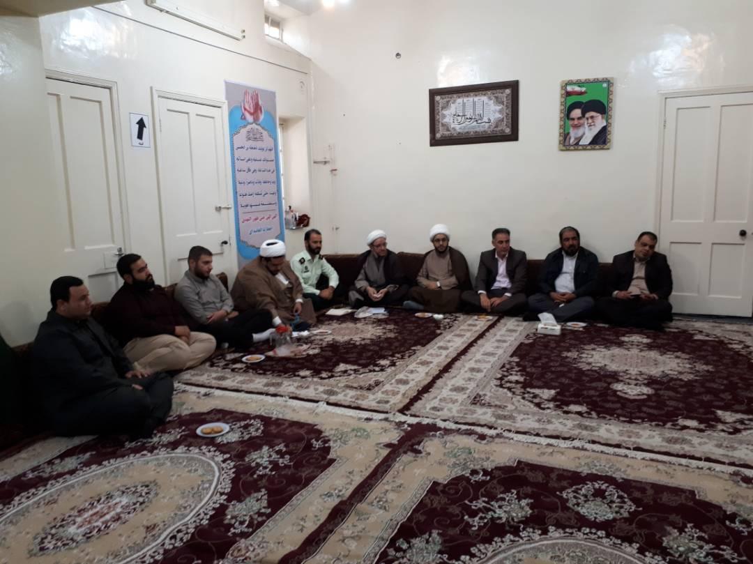 گزارش تصویری/جلسه برگزاری دعای عرفه
