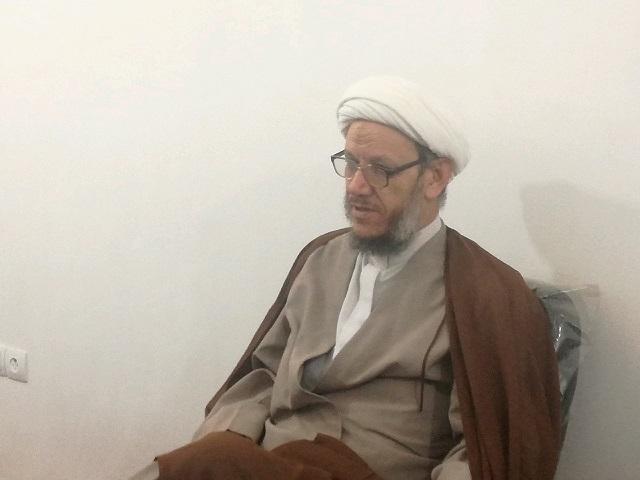 دیدار امام جمعه کارون با مدیرکل صدا و سیمای مرکز خوزستان