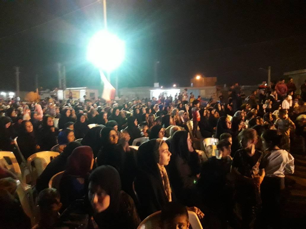 جشن بزرگ عید غدیر خم در قلعه چنعان برگزار شد