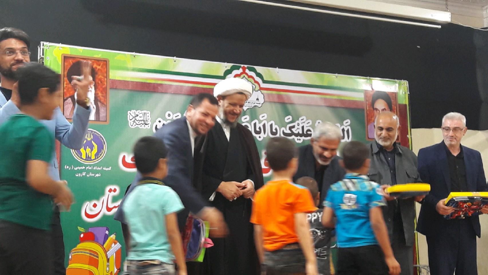 گزارش تصویری/ همایش مشق اربعین حسینی