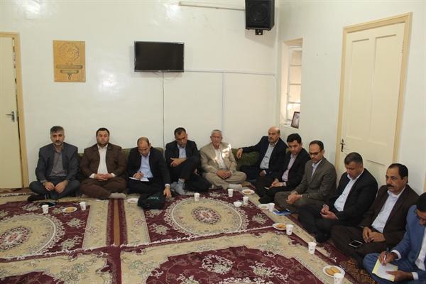 گزارش تصویری/جلسه شورای اداری شهرستان