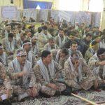 گزارش تصویری/تجمع بزرگ بسیجیان شهرستان کارون