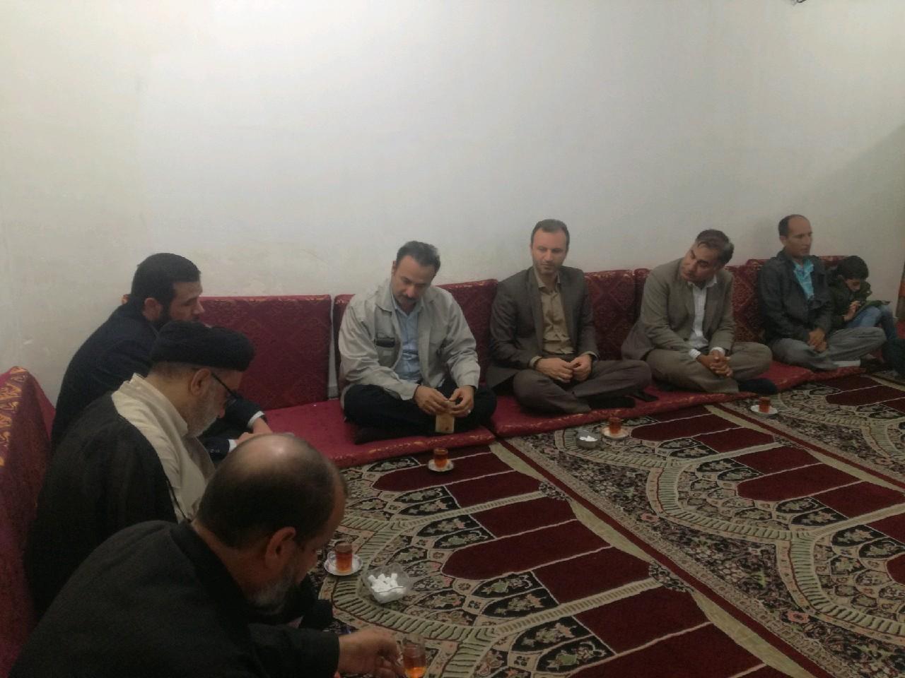 گزارش تصویری/ جلسه اعضای ستاد نماز جمعه با حجت الاسلام غفاری