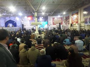 گزارش تصویری/دومین گردهمایی رزمندگان گردان امام رضا (ع)