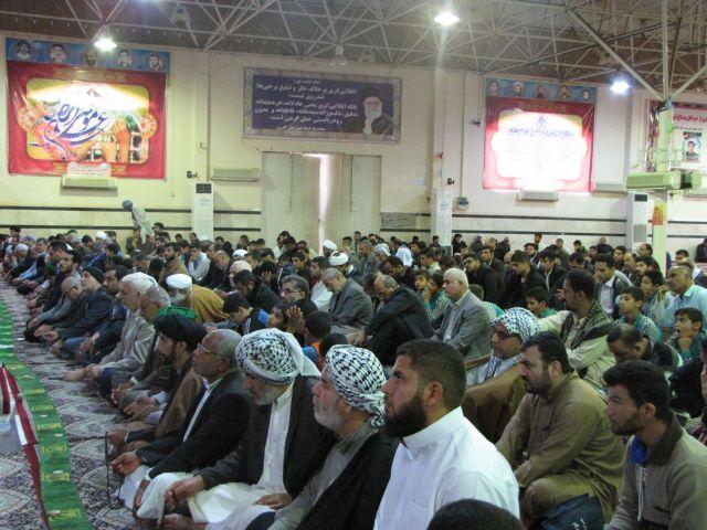 گزارش تصویر/ نماز جمعه 7 دی ماه 97