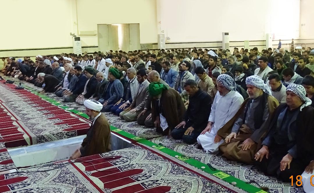 نماز جمعه 28 دی 97