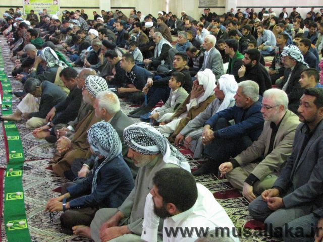 نماز جمعه امروز 19 بهمن 97 شهرستان کارون