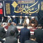 دیدار امام جمعه کارون با مسئولین هیئت ها و حسینیه ها