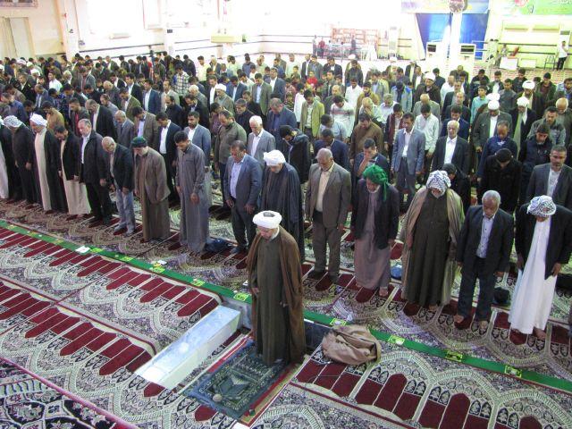 نماز جمعه امروز 26 بهمن 97 شهرستان کارون